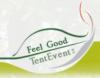 Feel good tent event